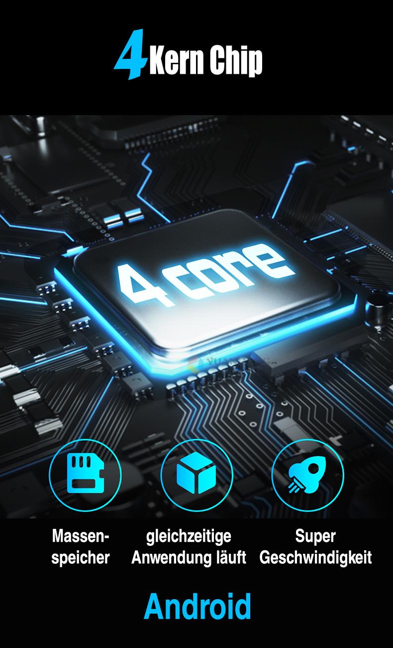 4 jadrový procesor